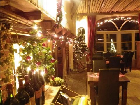 Kerst vieren bij Op de Brusse